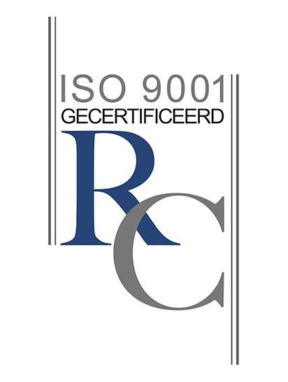 ISO 9001 logo certificering